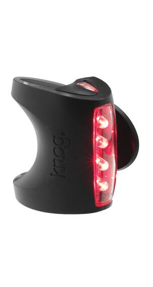 Knog Skink rote LED Sicherheitslicht